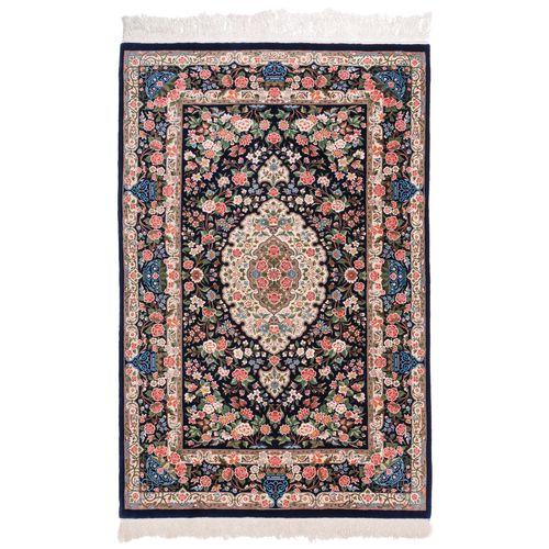 فرش دستبافت ذرع و چارک سی پرشیا کد 161095