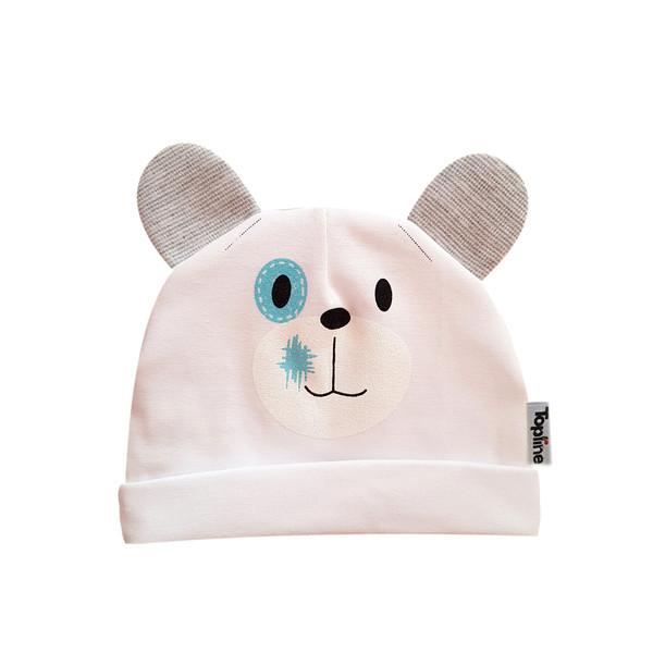 کلاه نوزادی تاپ لاین مدل پاندا