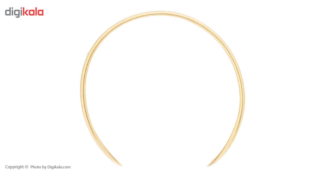 پیرسینگ گوش استیل مارنا گالری مدل Gold