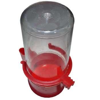 ظرف آب پرنده مدل تپل کد100