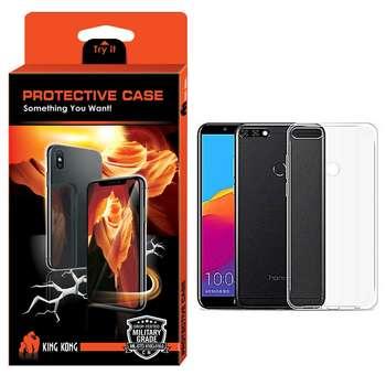 کاور کینگ کونگ مدل Protective TPU  مناسب برای گوشی هواوی Y5 Prime 2018