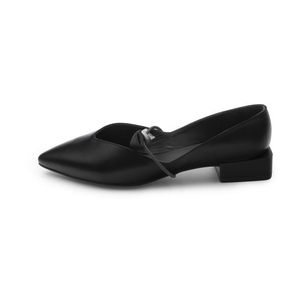 کفش زنانه چرم مشهد مدل J2482001