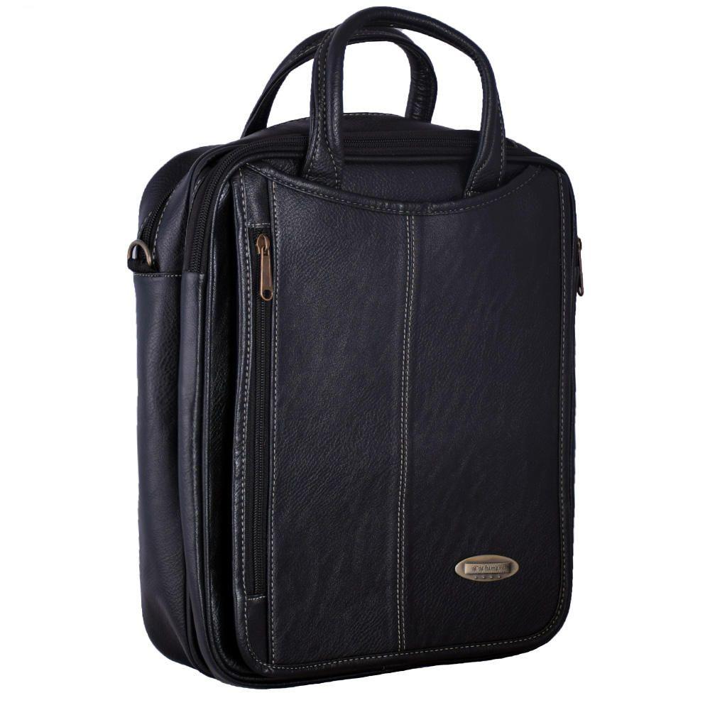 کیف دستی چرم ما مدل SM-12 -  - 11