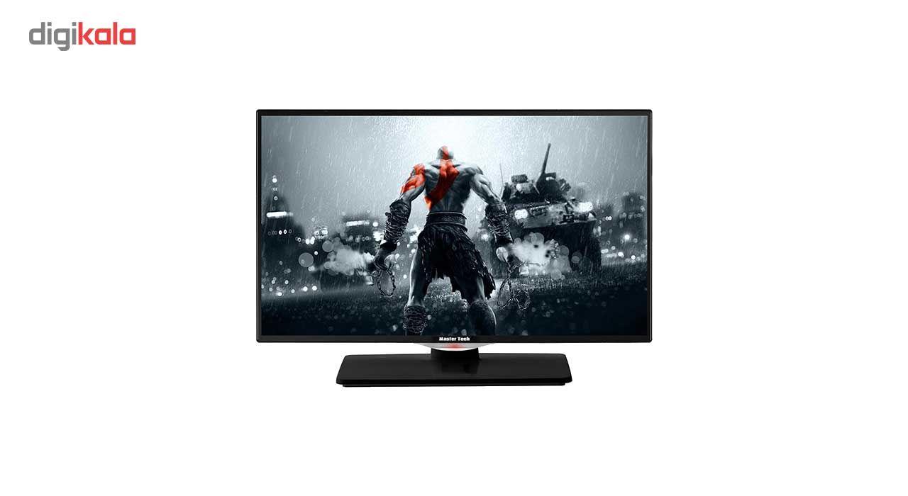 تلویزیون مسترتک مدل MT2402HD سایز 24 اینچ