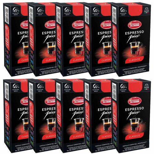 کپسول قهوه اسپرسو پالومبینی مدل Classic بسته 100 عددی