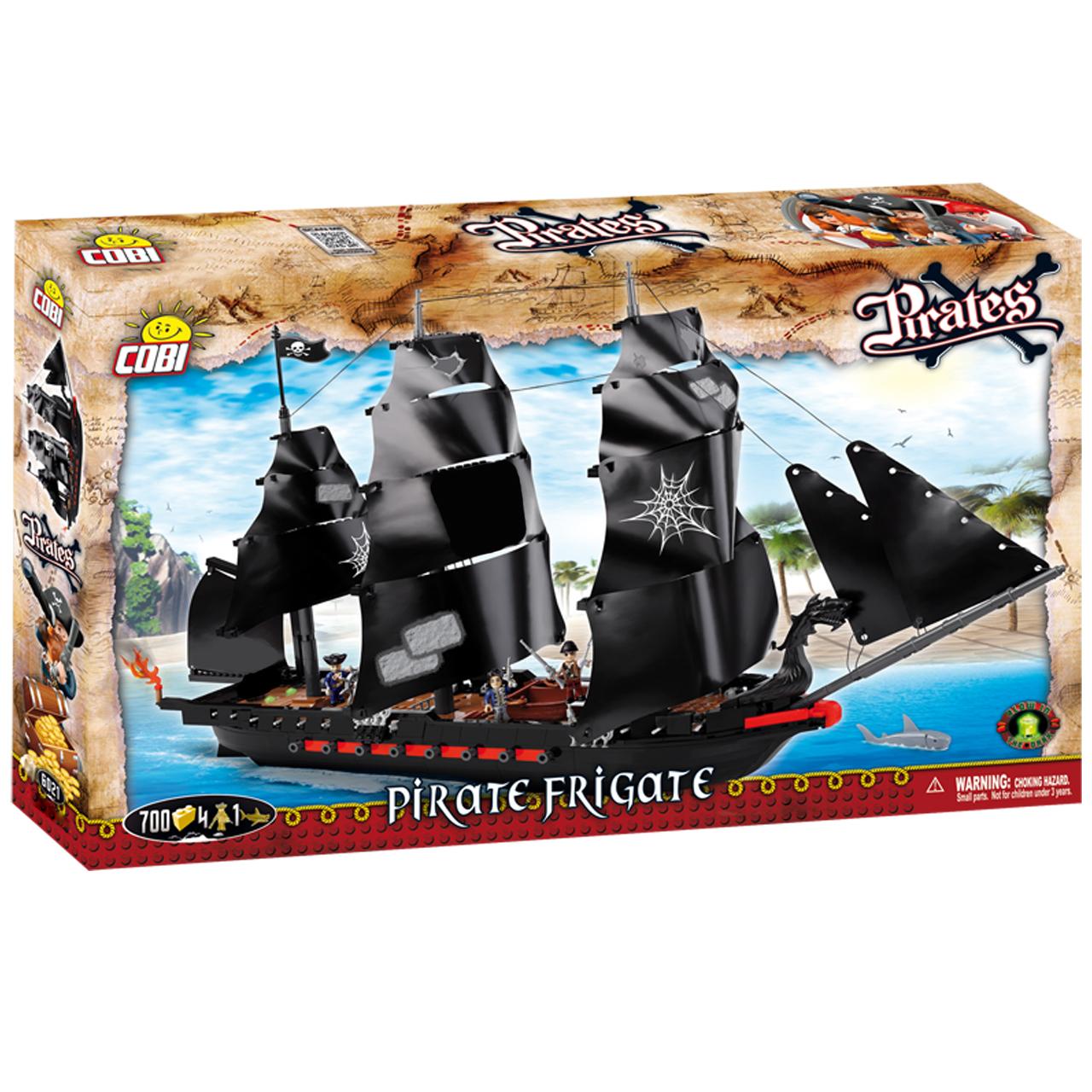 لگو کوبی مدل Pirates-pirate Frigate