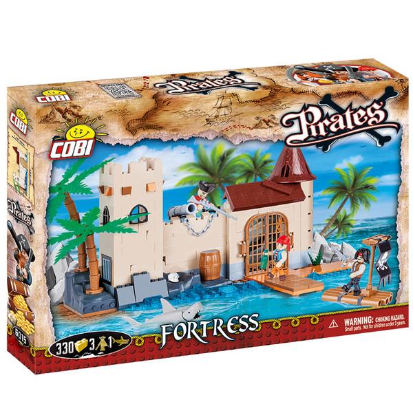 لگو کوبی مدل Pirates-fortress
