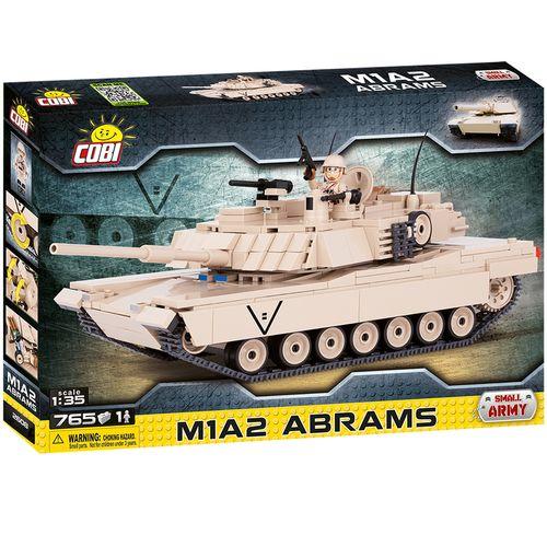 لگو کوبی مدل Smallarmy-m1a2 Abrams