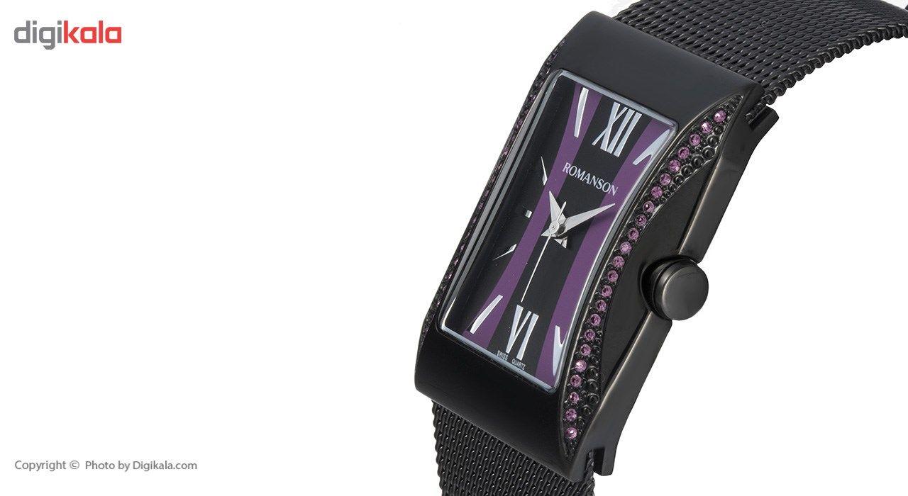 ساعت مچی عقربه ای زنانه رومانسون مدل RM0358TL1BB32W -  - 3