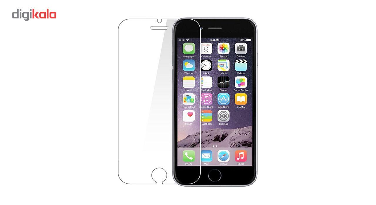 محافظ صفحه نمایش شیشه ای مناسب برای گوشی موبایل اپل آیفون 6 پلاس main 1 1