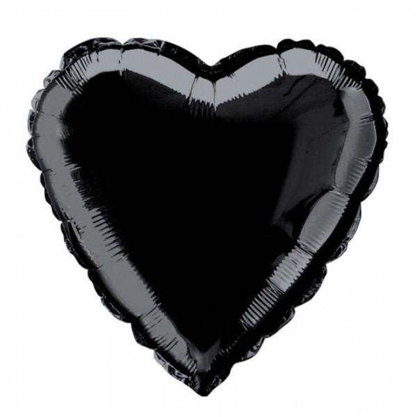 بادکنک فویلی مدل قلب 18 اینچ سایز 120