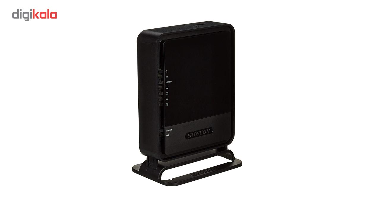 مودم روتر ADSL2 PLUS بی سیم N300 سایتکام مدل WLM2600