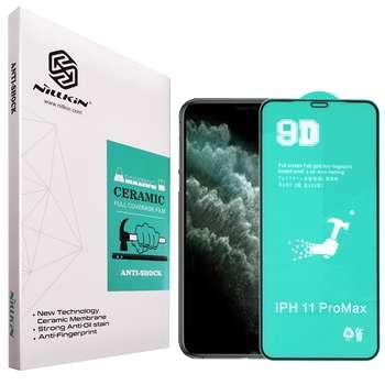 محافظ صفحه نمایش سرامیکی مدل C031 مناسب برای گوشی موبایل اپل iPhone 11 Pro Max