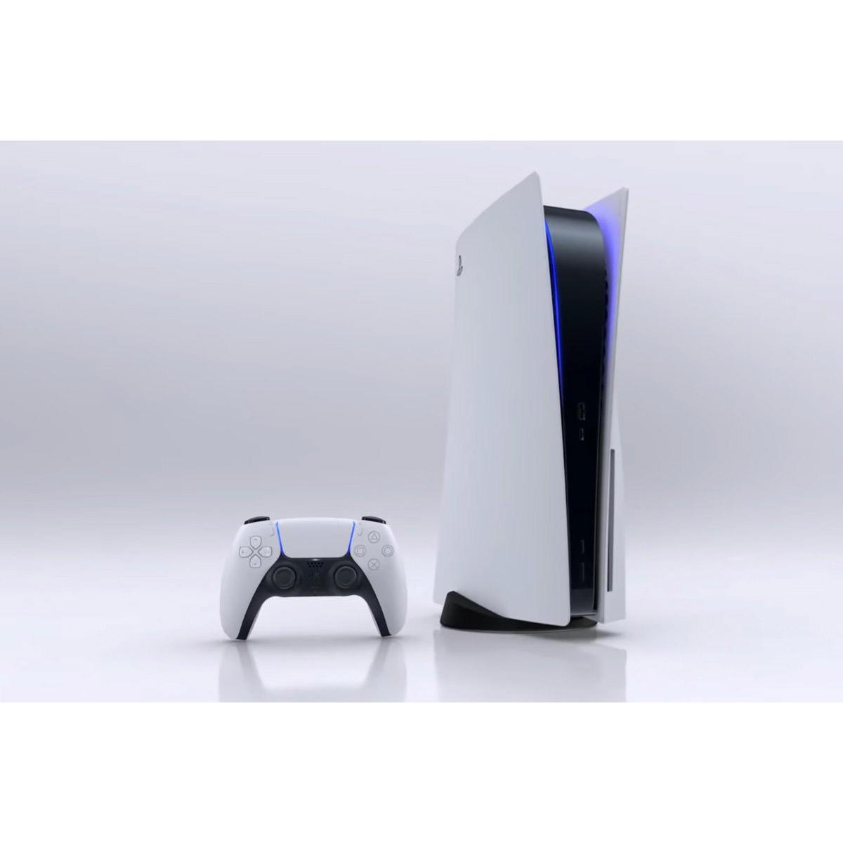 مجموعه کنسول بازی سونی مدل PlayStation 5 Digital ظرفیت 825 گیگابایت به همراه دسته اضافه