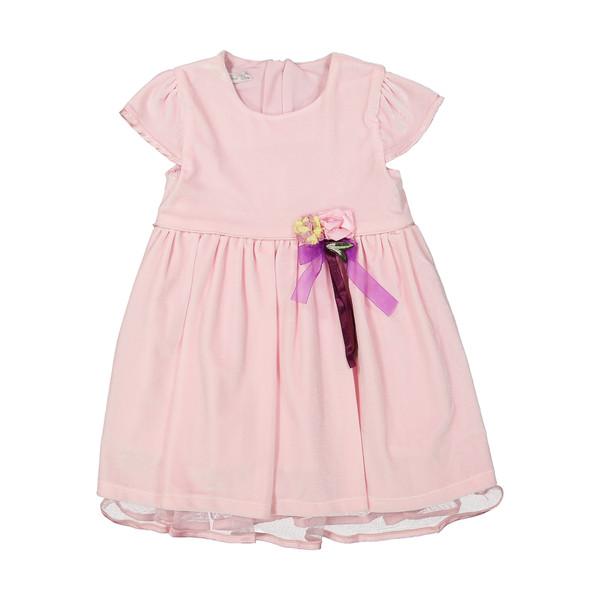 پیراهن دخترانه مونا رزا مدل 2141127-84
