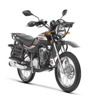 موتور سیکلت احسان مدل EH 200 حجم 196 سی سی