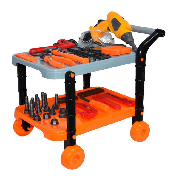 ست اسباب بازی ابزار نجاری مدل Fashion tools کد 36778
