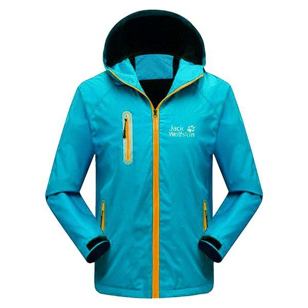 کاپشن کوهنوردی مردانه جک ولف اسکین مدل پلار