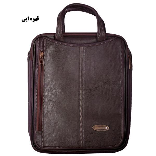 کیف دستی چرم ما مدل SM-12