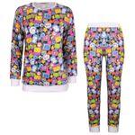 ست تی شرت و شلوار زنانه ماییلدا مدل 3587-3 thumb