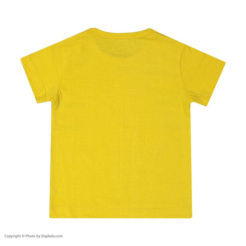 تی شرت پسرانه نونا مدل 2211113-16