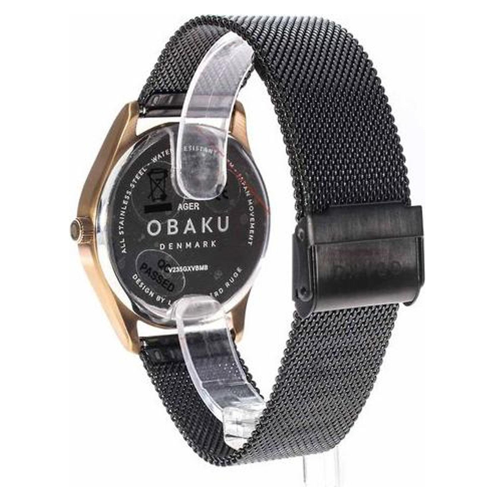 ساعت مچی عقربهای مردانه اباکو مدل V235GXVBMB