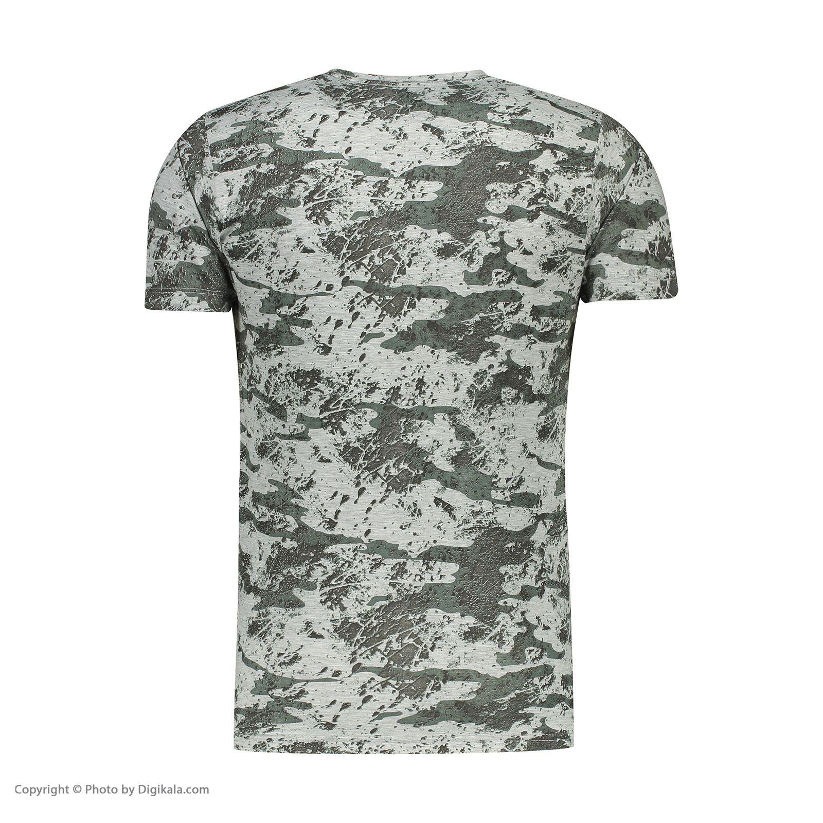 ست تی شرت و شلوار مردانه کد 111213-3 -  - 5