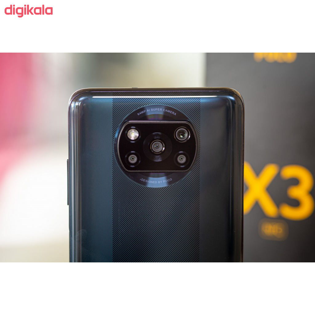 گوشی موبایل شیائومی مدل POCO X3 M2007J20CG دو سیم کارت ظرفیت 128 گیگابایت main 1 12