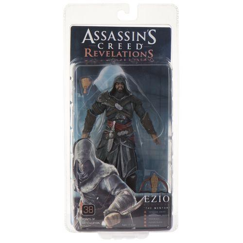 اکشن فیگور نکا مدل Ezio Assassins Creed Revelations