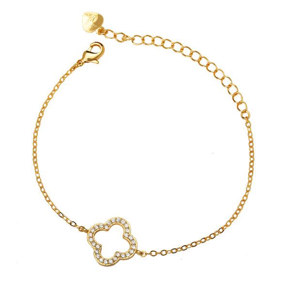 دستبند زنانه کد BR-025 سایز M