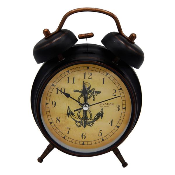 ساعت رومیزی طرح لنگر مدل HJ153
