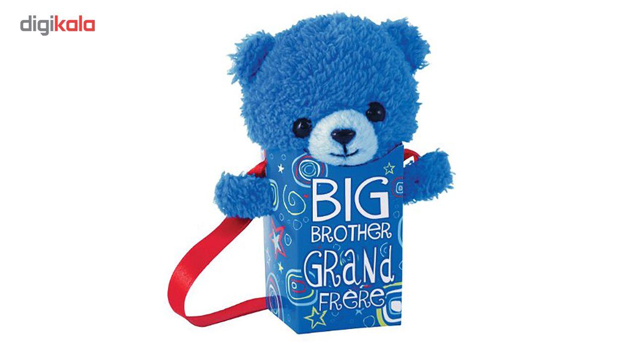 عروسک خرس پاکتی گاند مدل Pookie Pocket