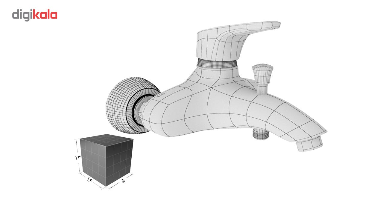 شیر حمام اس اس وی مدل تانگو