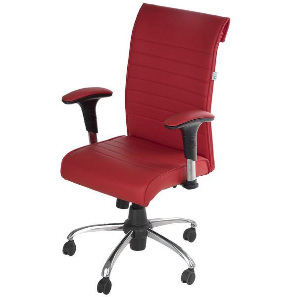 صندلی اداری آرکانو کد B400T چرمی
