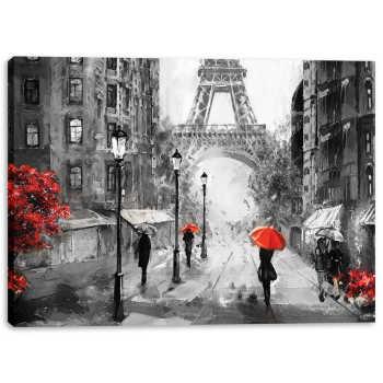 تابلو بوم وی وین آرت کد 1002 طرح پاریس