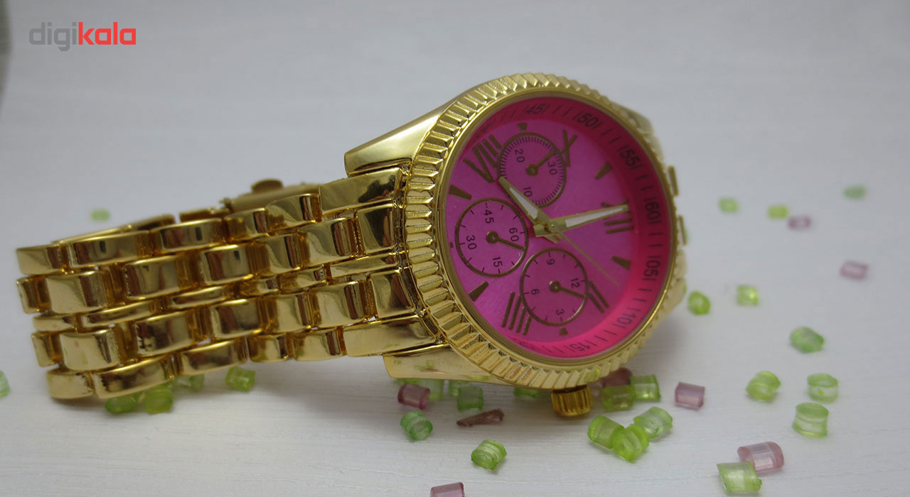 ساعت مچی عقربه ای زنانه مدل W22