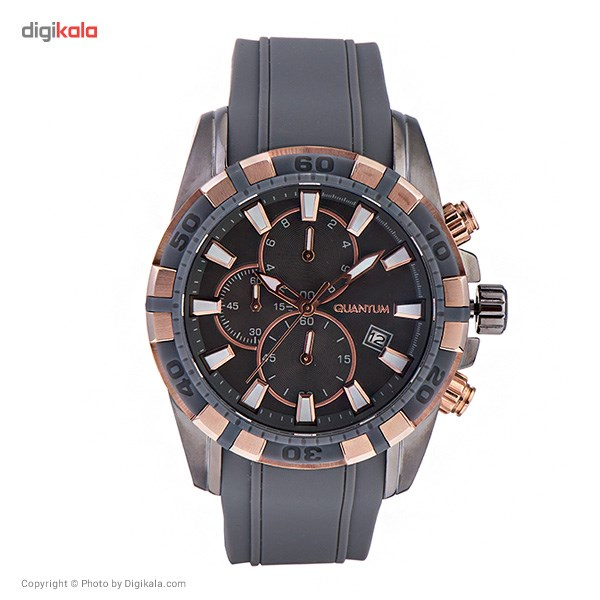 خرید ساعت مچی عقربه ای مردانه کوانتوم مدل PWG366.066