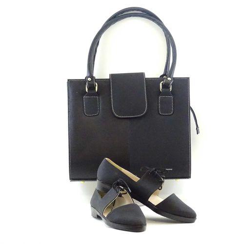 ست کیف و کفش آذاردو مدل SE00605
