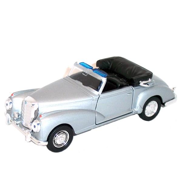 ماشین بازی ولی مدل Mercedes Benz 1955 300S کروکی