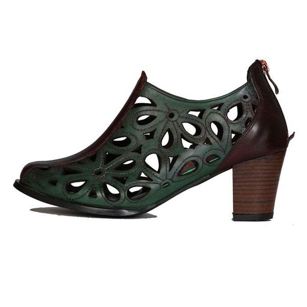 کفش زنانه طرح گل کد 164025512 |