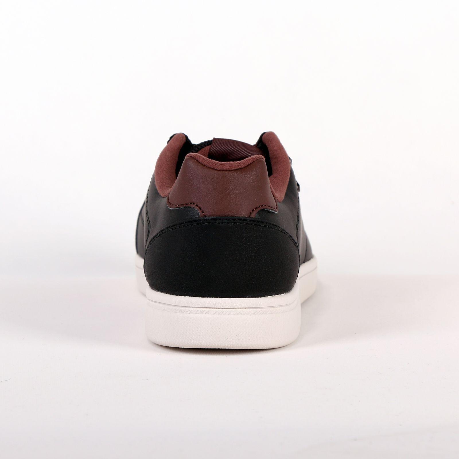 کفش راحتی مردانه 361 درجه مدل 571446631 رنگ قهوه ای تیره -  - 3