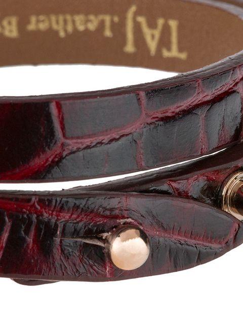 دستبند طلا 18 عیار تاج درسا مدل 181 -  - 3