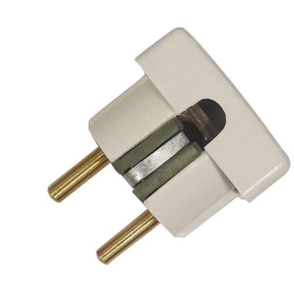 دوشاخه برق مهر تابان الکتریک مدل تخت