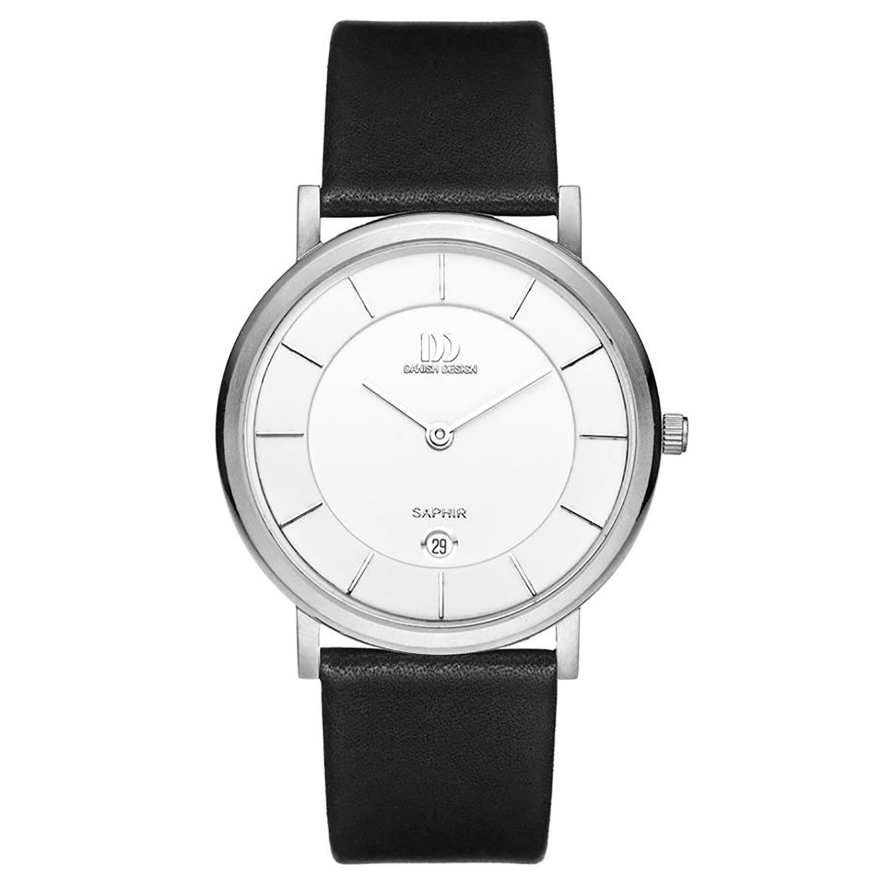 ساعت مچی عقربه ای مردانه دنیش دیزاین مدل IQ12Q898 53