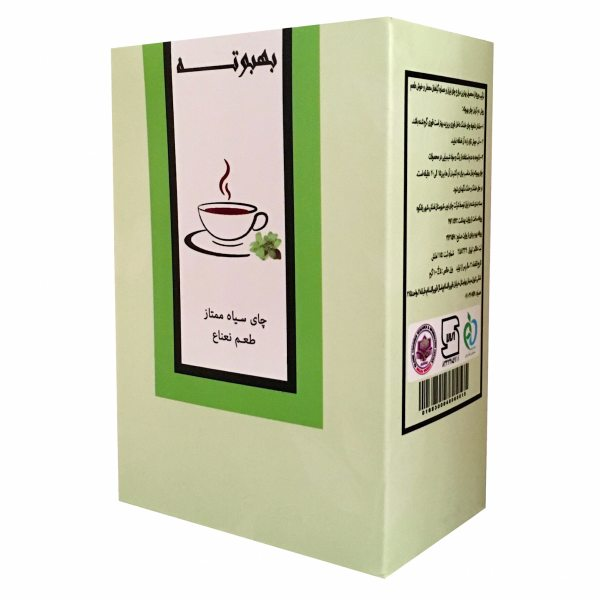 چای بهبوته طعم نعناع ۱۰۰ گرمی