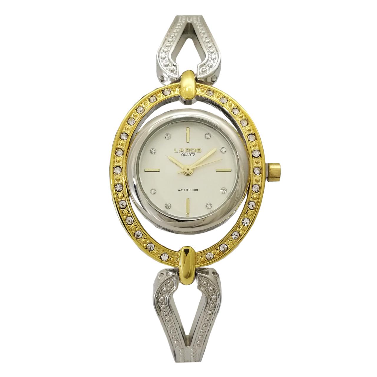 ساعت مچی عقربه ای زنانه لاروس مدل 1117-80144 36