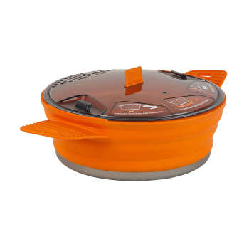 ظرف غذا سفری تاشو سی تو سامیت مدل X-Pot Camp Kitchen 1.4L