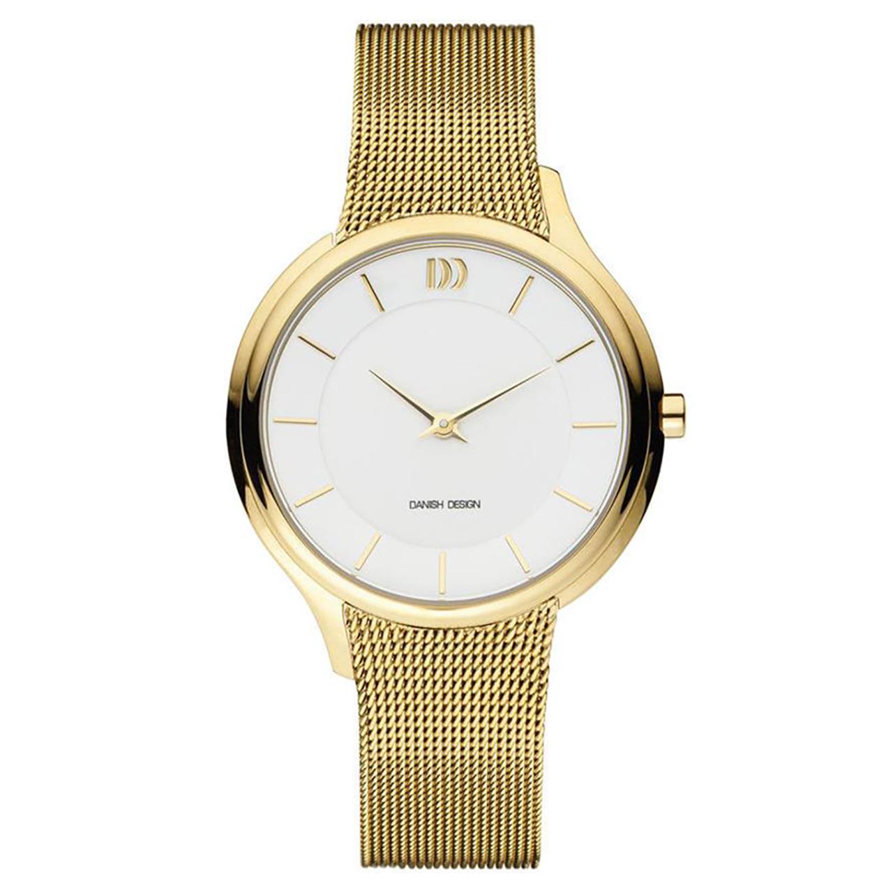 ساعت مچی عقربه ای زنانه دنیش دیزاین مدل IV05Q1194 52