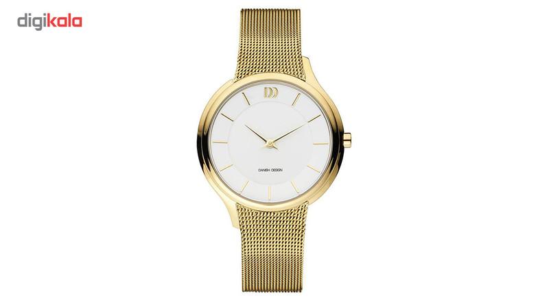 ساعت مچی عقربه ای زنانه دنیش دیزاین مدل IV05Q1194