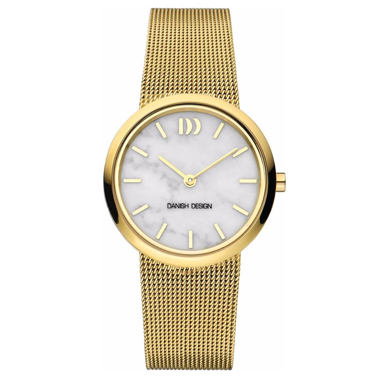ساعت مچی عقربه ای زنانه دنیش دیزاین مدل IV05Q1211